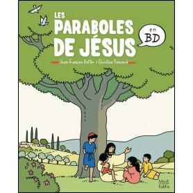 Les paraboles de Jésus en BD – Jean-françois Kieffer