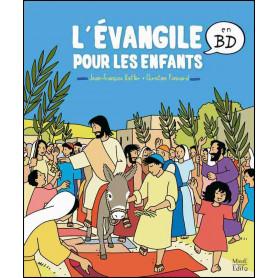 L'évangile pour les enfants en BD – Jean-François Kieffer