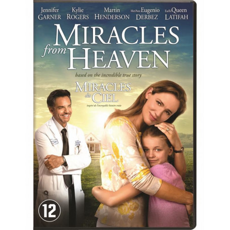 DVD Miracles from Heaven - Miracles du ciel - version française