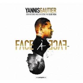 DVD Face à face – Yannis Gautier