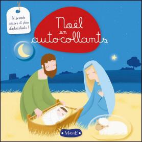 Noël en autocollants – Editions Mame