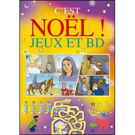 C'est Noël! Jeux et BD – Editions LLB