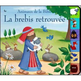 La Brebis retrouvée - Animaux de la Bible – Editions LLB