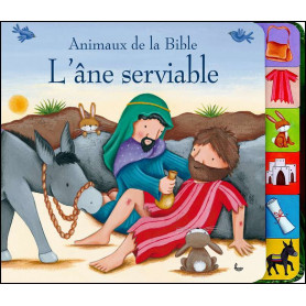 L'âne serviable - Animaux de la Bible – Editions LLB