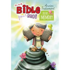 Jeu de Memory Une Bible pour moi Ancien Testament
