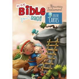 Jeu de Memory Une Bible pour moi Nouveau Testament