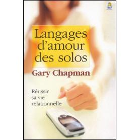 Langages d'amour des solos – Gary Chapman