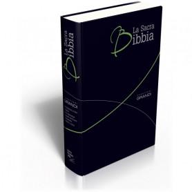 Bible Italien gros caractères souple fibro noire – Nueva Riveduta 2006