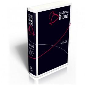 Bible Italien gros caractères rigide noire – Nueva Riveduta 2006
