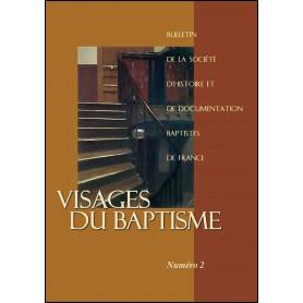 Visages du baptisme numéro 2