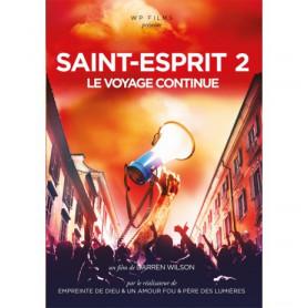 DVD Saint-Esprit 2 - Le voyage continue - sous-titré en Français