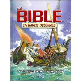 La Bible en bande dessinée Le ministère miraculeux de Jésus