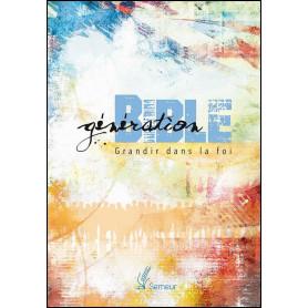 Génération Bible rigide colorée - Semeur 2015