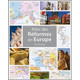 Atlas des réformes en Europe – Tim Dowley