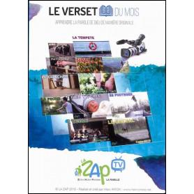 DVD Le verset du mois 1 - La ZAP