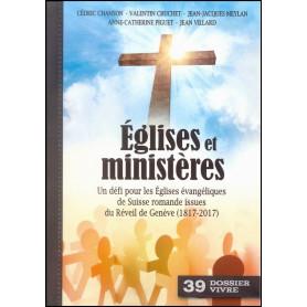 Eglises et ministères - dossier vivre 39