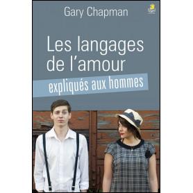 Les langages de l'amour expliqués aux hommes - Gary Chapman