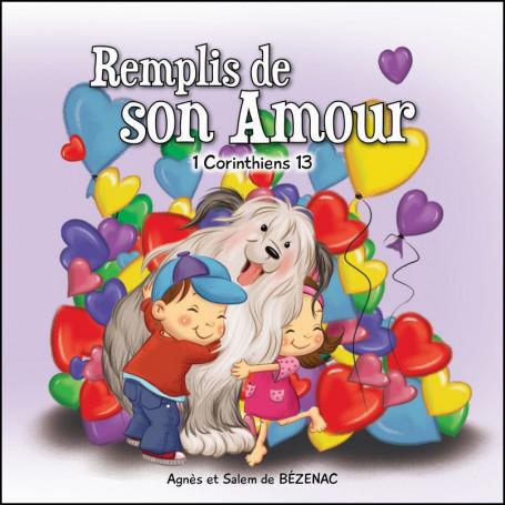 Remplis de son amour - 1 Corinthiens 13 – Agnès et Salem de Bézenac