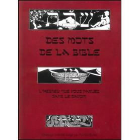 L'hébreu que vous parlez sans le savoir - Des mots de la Bible