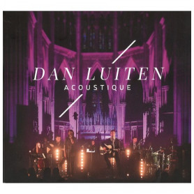 CD Acoustique - Dan Luiten