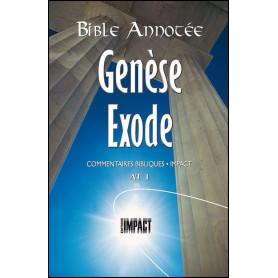 Bible Annotée AT 1 Genèse-Exode