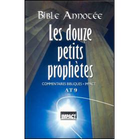 Bible Annotée AT 9 Les douze petits prophètes