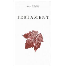 Testament – Antoni Caballé
