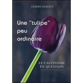 Une tulipe peu ordinaire – Egbert Egberts