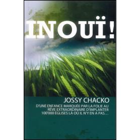 Inouï – Jossy Chacko