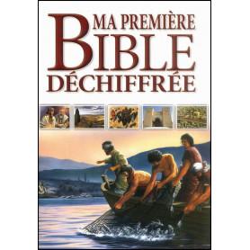 Ma première Bible déchiffrée – Editions LLB