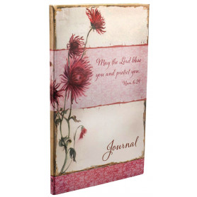 Carnet de notes May the Lord bless you - JL142