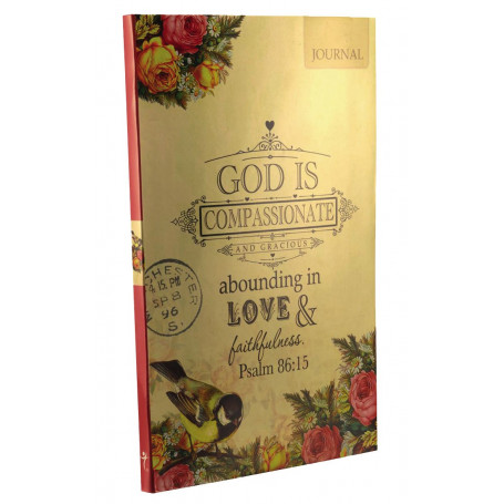 Carnet de notes God is compassionate - JL158
