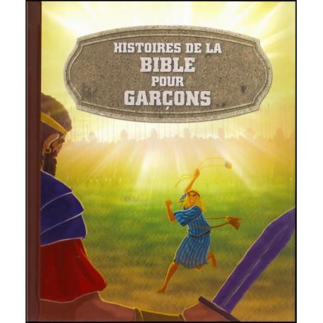 Histoires de la Bible pour garçons – Editions CLC