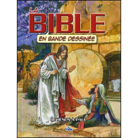 La Bible en bande dessinée - De jésus à Paul