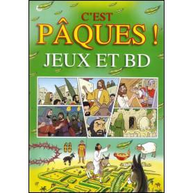 C'est Pâques ! Jeux et BD – Editions LLB