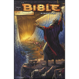 La Bible Kingstone vol 3 – Les Dix Commandements