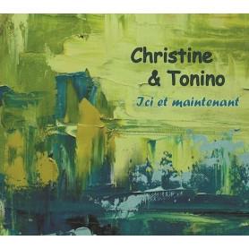 CD Ici et maintenant - Christine et Tonino
