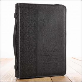 Housse de Bible Medium Guidance - Black - BBM495