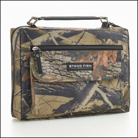 Housse de Bible Medium – Stand Firm – Camo - BBM601