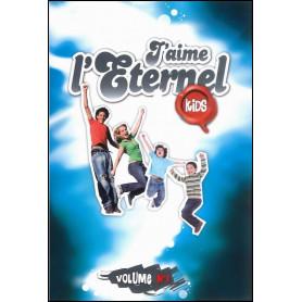 Recueil J'aime l'Eternel Kids vol 1 complet (1-196) - Spirale