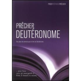 Prêcher Deutéronome – Editions Langham