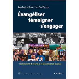 Evangéliser témoigner s'engager – Editions Excelsis