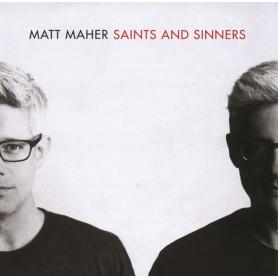 CD Saints and sinners - Matt Maher