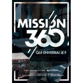 DVD Mission 360 - Qui enverrai-je ? - Philadelphie