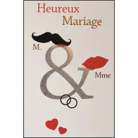 Carte double Mariage 2 Chroniques 6.41