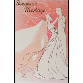 Carte double Mariage Ezéchiel 37.19
