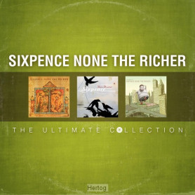 CD The Ultimate Collection - Sixpence Non The Richer