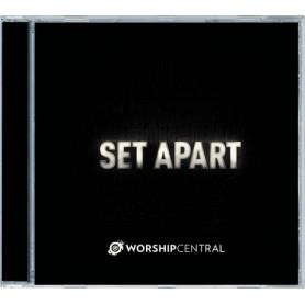 CD Set Apart - Worship Central