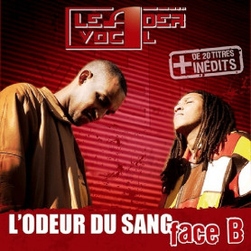 CD L'odeur du sang - Leader vocal
