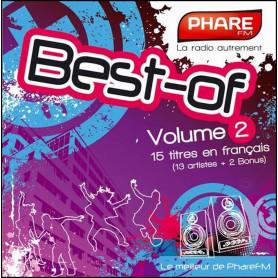 CD Best of volume 2 - Phare FM